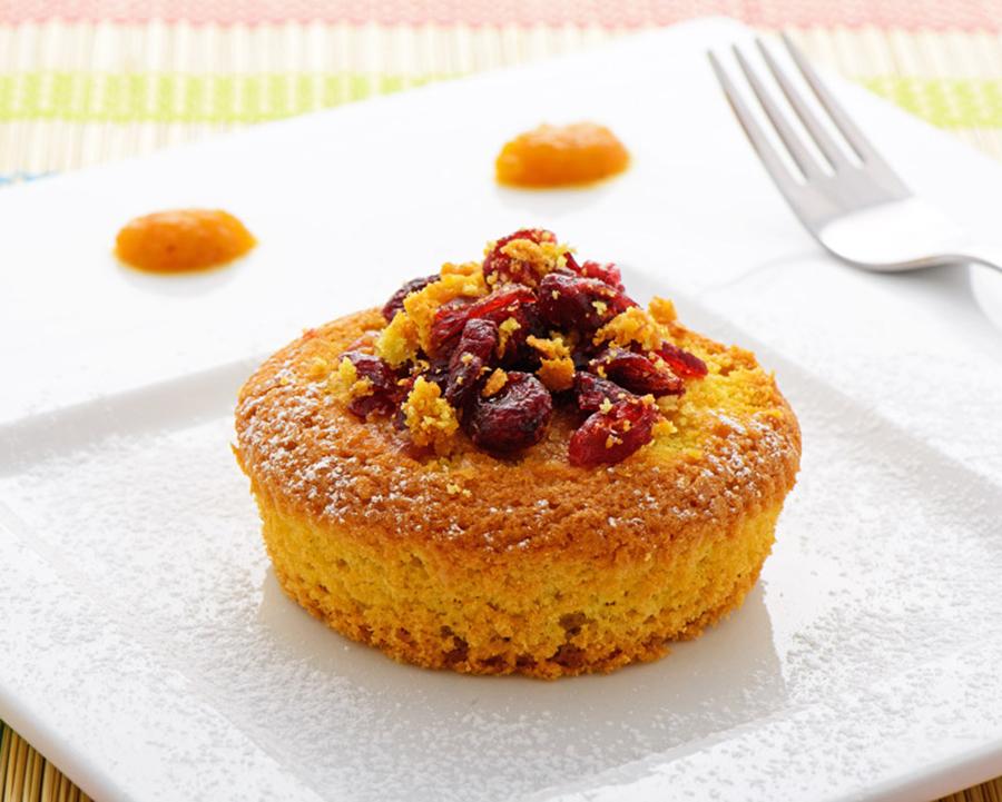 Muffins ai mirtilli Chef Roberto Di Mauro