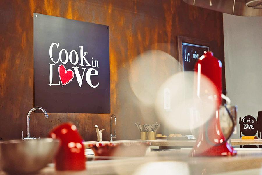 Cook in Love Chef Roberto Di Mauro