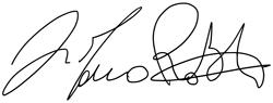 Chef Roberto Di Mauro firma