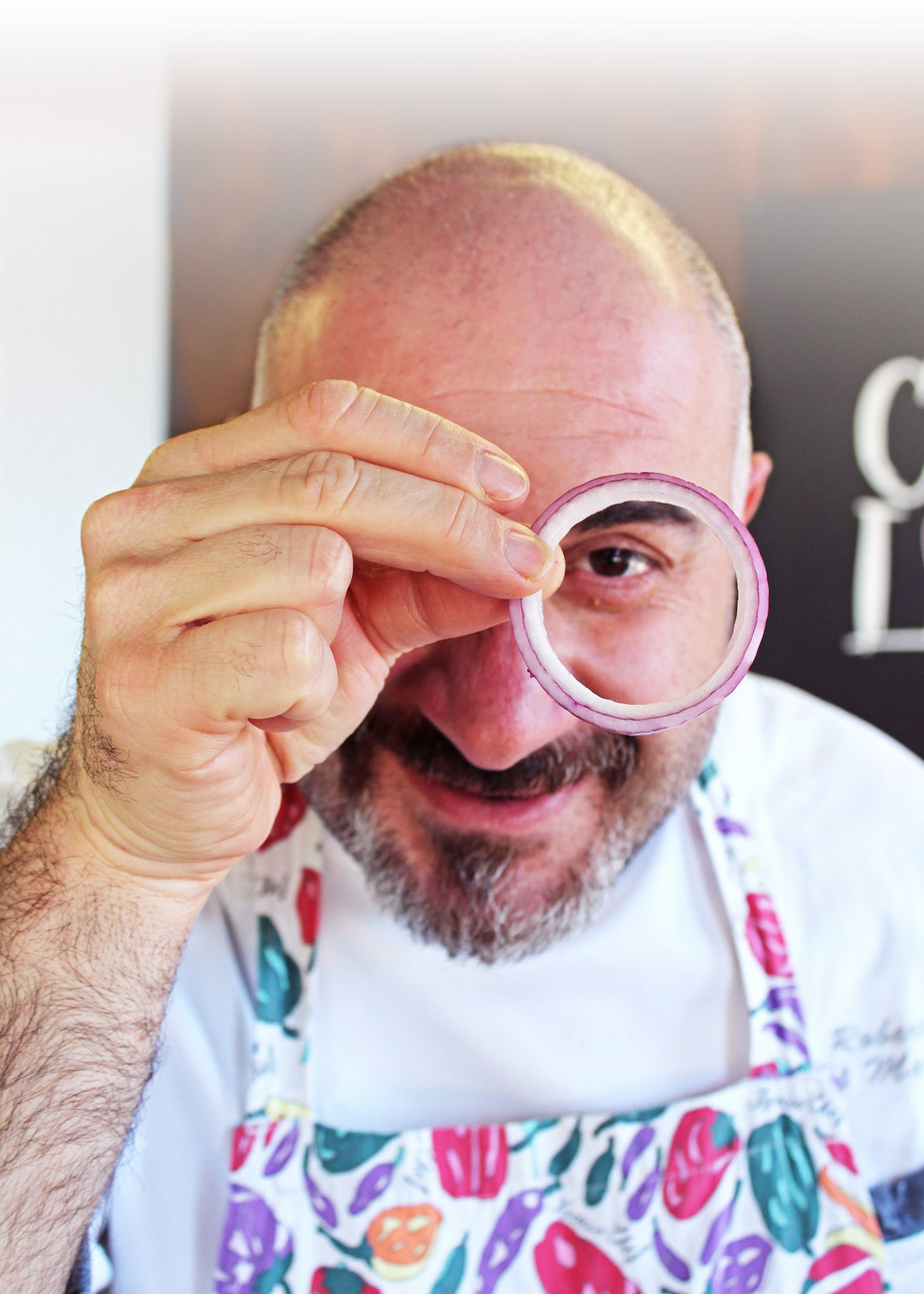ORIGINI Chef Roberto Di Mauro
