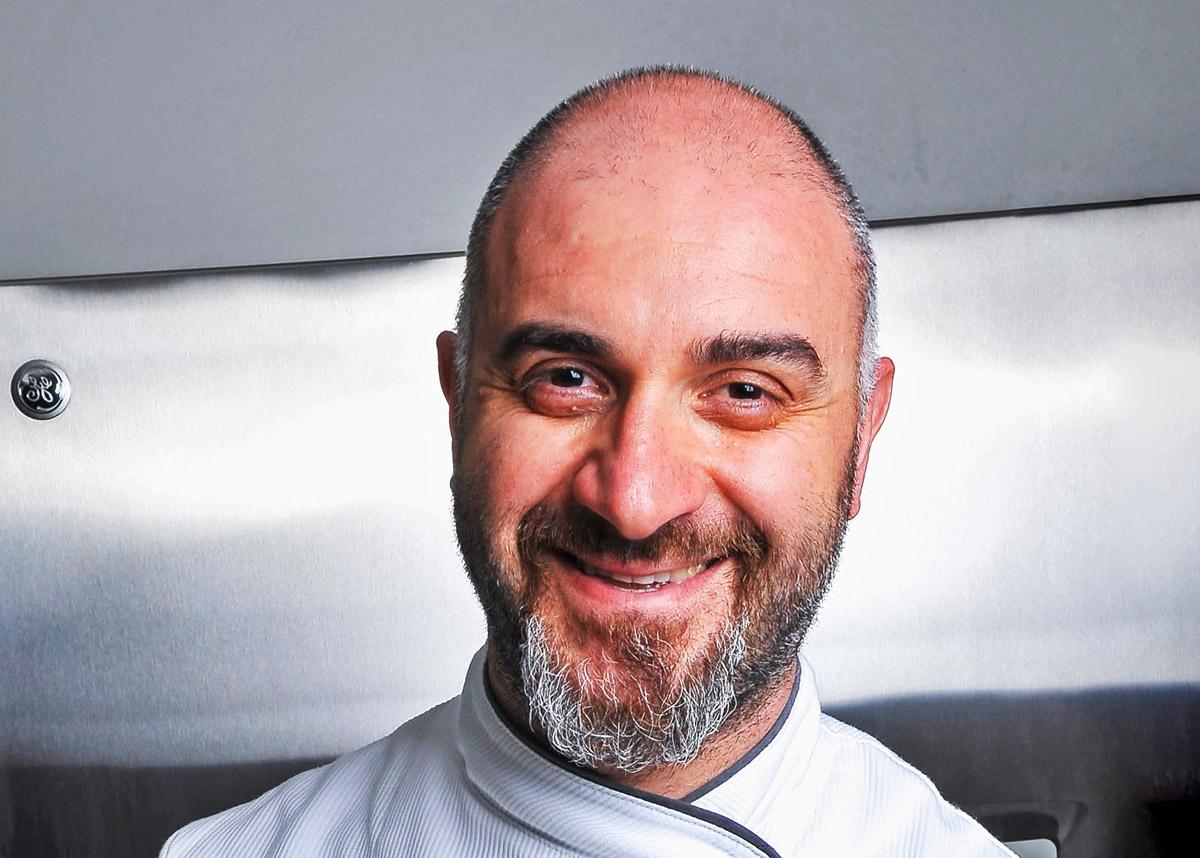 Chef Roberto Di Mauro