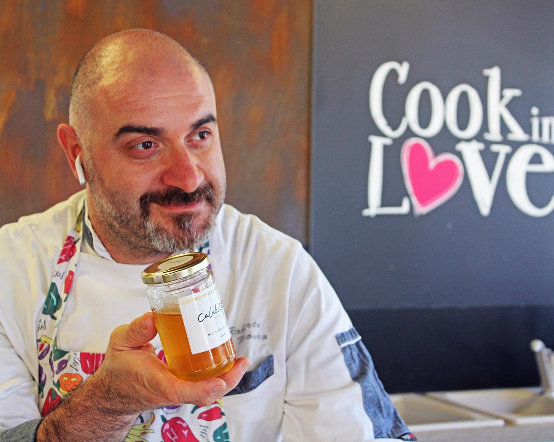 Miele Filiera Chef Roberto Di Mauro
